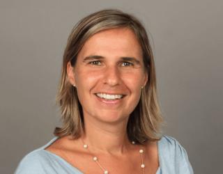 Suzanne Vercauteren, MD, PhD, Medizinische Direktorin