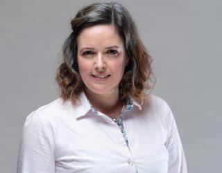 Geraldine Aubert, PhD, Direktorin für klinische Forschung und Entwicklung