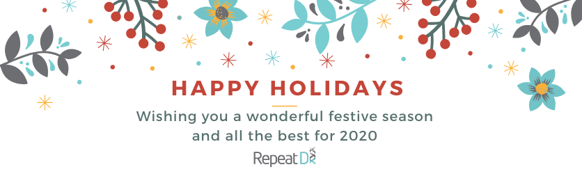 Happy Holidays from RepeatDx