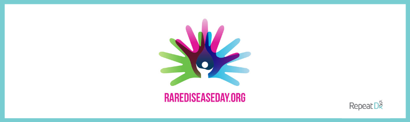 Rare Disease Day supported by RepeatDx