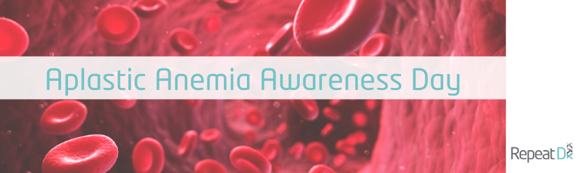 Aplastic Anemia Awareness Day - exploring relation to telomeres