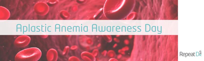Aplastic Anemia Awareness Day - exploring relation to telomeres
