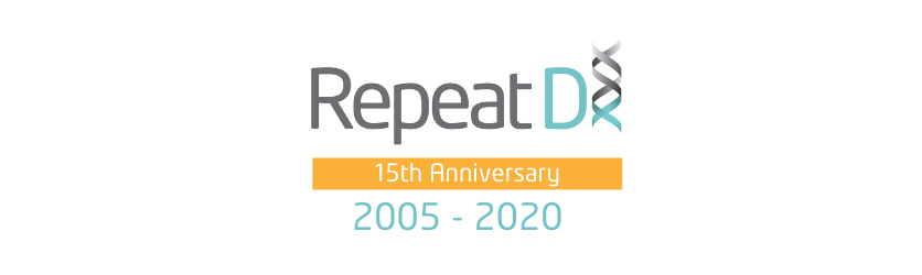 RepeatDx 15th anniversary