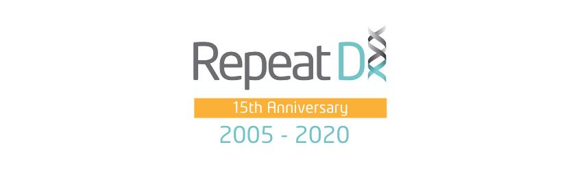 RepeatDx 15th anniversary